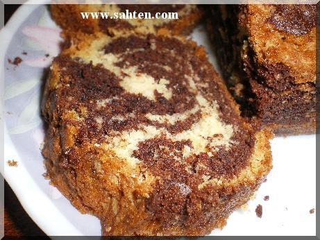 Recette Cake Marbr Ef Bf Bd Marmiton