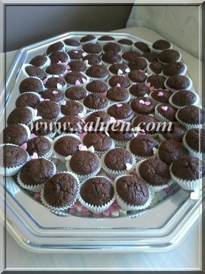 Recette de petit gateau au chocolat pour noel